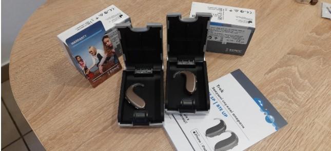Потужні слухові апарати для дитини