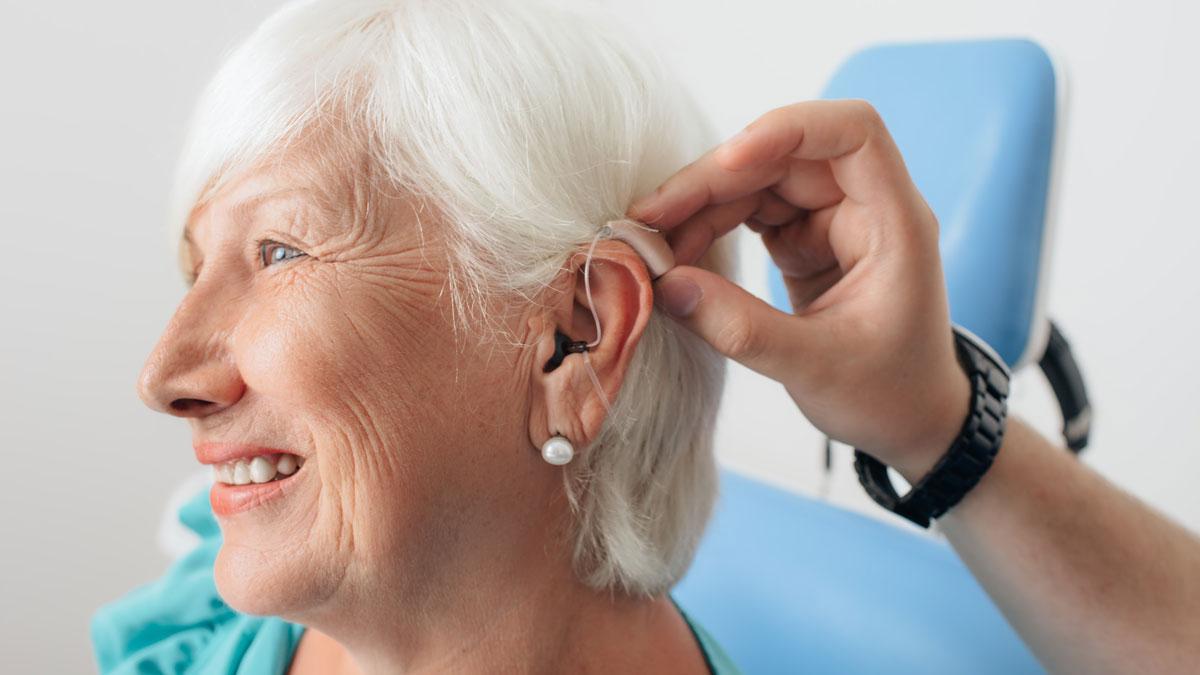 слухові апарати для пенсіонерів